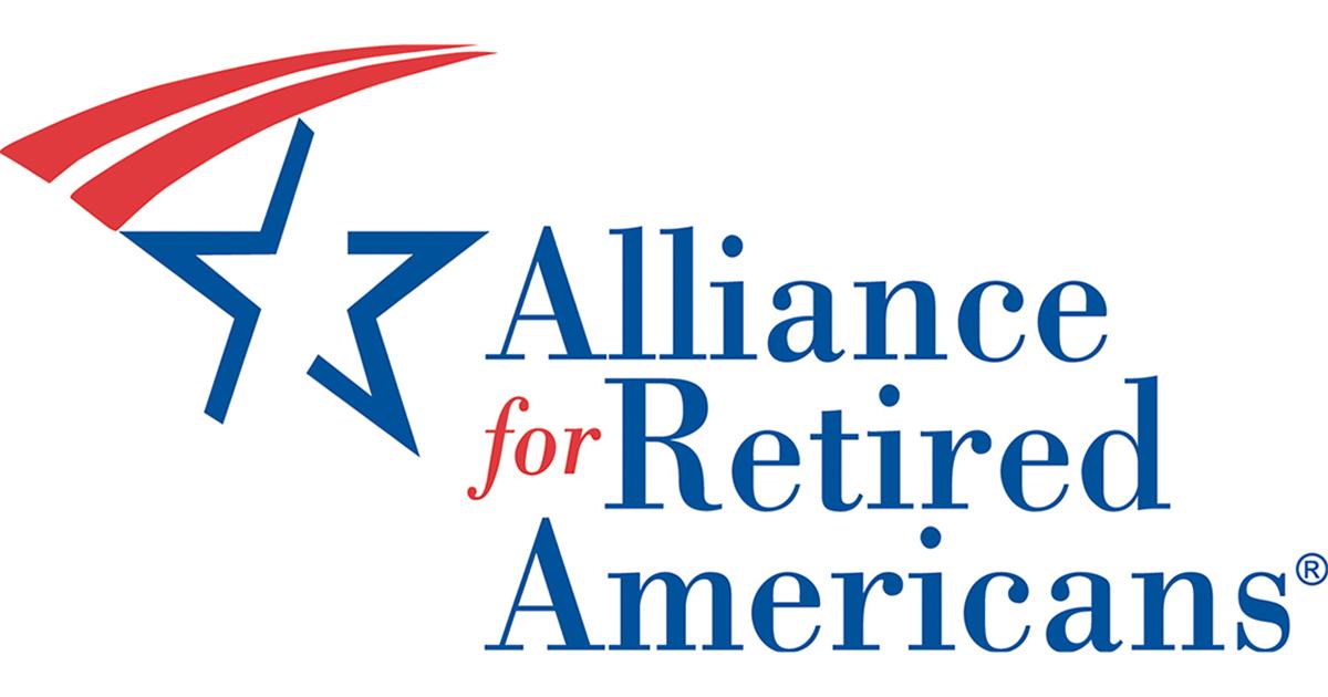 Logo for Alliance for Retired Americans.